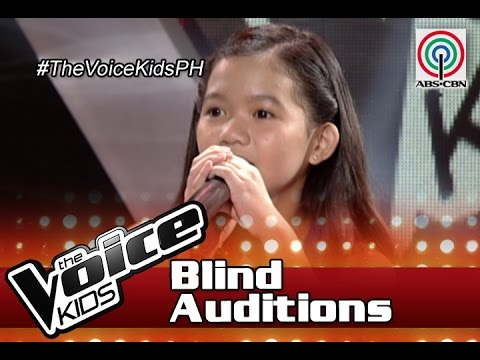 """The Voice Kids Philippines Blind Auditions 2016: """"Break Free"""" by Gabrielle"""