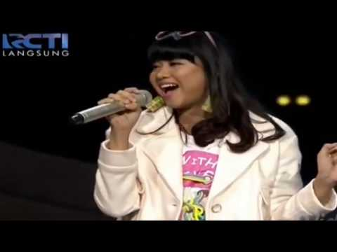 Penampilan GHEA Kelas Dunia Bikin Merinding   Indonesian Idol 2018 Top 12