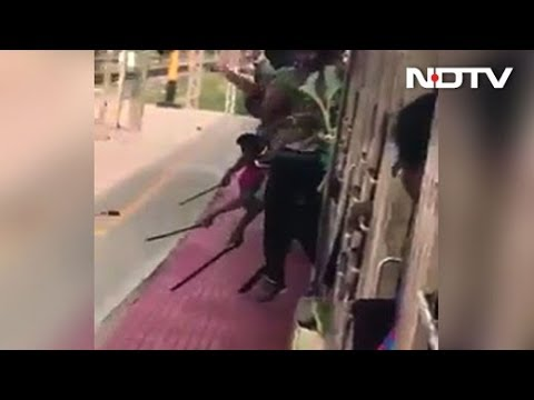 Xxx Mp4 Hanging Out Of Moving Train Chennai Students Filmed Showing Off Knives 3gp Sex