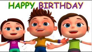 Happy Birthday Song And Many More | Nursery Rhymes Collection | Kids Songs By Videogyan 3D Rhymes