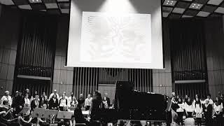 Shahin Najafi - Improvisation (Beethoven - Fantasia) Gilaki