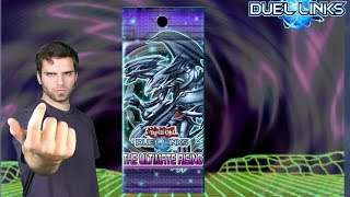 The Last Ultimate Rising 100 Pack Opening!? Search for the GATE | YuGiOh Duel Links