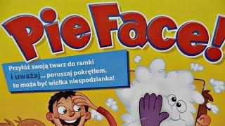 Hasbro - Rocket Games - Pie Face / Ciastem w Twarz - Game / Gra - B7063 - MegaDyskont.pl