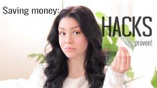10 MONEY SAVING HACKS   EASY & EFFECTIVE  