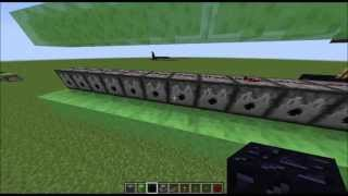 Slime Block Shotgun - Minecraft TNT Cannon