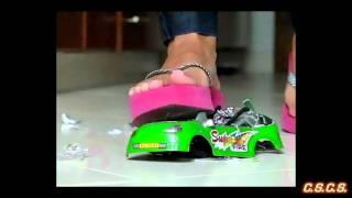 A - SlowMotion 300fps - Toy Car 01