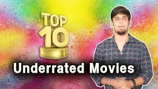 Top 10 Most UnderRated Movies in Tamil Cinema : Pudhupettai | Aayirathil Oruvan | Anbe Sivam