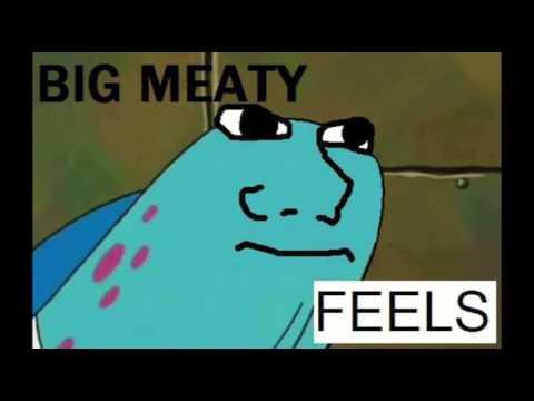Big Meaty Cocks (Spongebob Fanfiction)