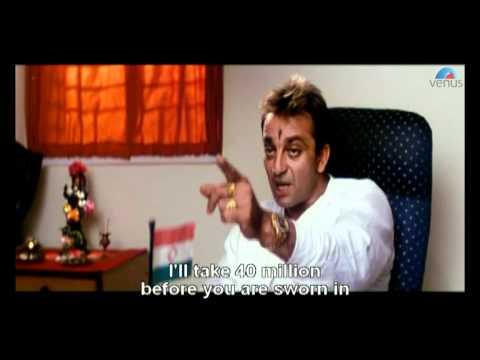 Xxx Mp4 Sanjay Dutt Deals With The MLA Hathyar 3gp Sex