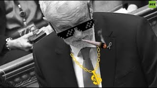 #Thuglife: Corbyn vs May