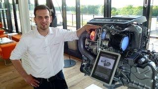 Mercedes A45 AMG, engine story