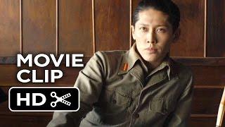 Unbroken Movie CLIP - Japanese Radio Men (2014) - Jack O'Connell Movie HD