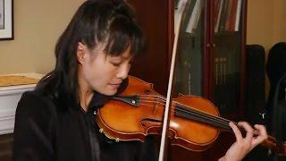 Rare and stolen Stradivarius makes music again