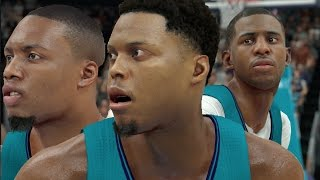 Can A Team Of Only Point Guards Win A NBA Championship? NBA 2K17 Challenge