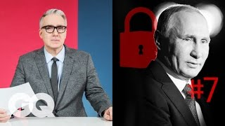 """""""Government-Backed Attackers"""" May Have Hacked My Account   The Closer with Keith Olbermann   GQ"""