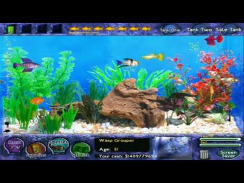 How to hack fish tycoon with cheat engine 5 5 vidoemo for Fish tycoon 2 cheats