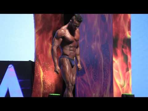 Mr Olympia Amateur Asia 2016 - Harshil Gopal Mutreja (India)