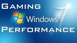 How To Improve Gaming Performance In Windows 7 & 8