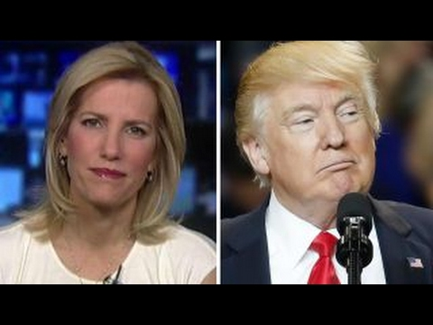 Ingraham Democrats want President Trump out