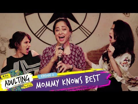 Xxx Mp4 Dice Media Adulting Web Series S01E02 Mommy Knows Best 3gp Sex