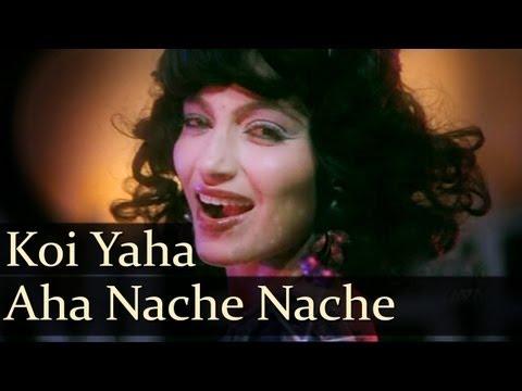 Xxx Mp4 Koi Yahan Aha Nache Nache Karan Razdan Kalpana Iyer Disco Dancer Bollywood Hit Songs 3gp Sex