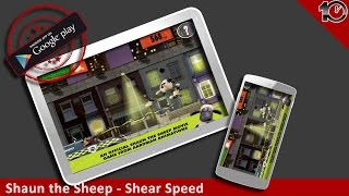 Shaun the Sheep The Movie - Shear Speed - iOS / Android / Kindle Fire - Gameplay Video