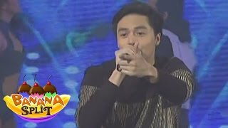 Sam Concepcion sings