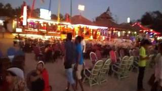 Baga Beach Night Bar Parties
