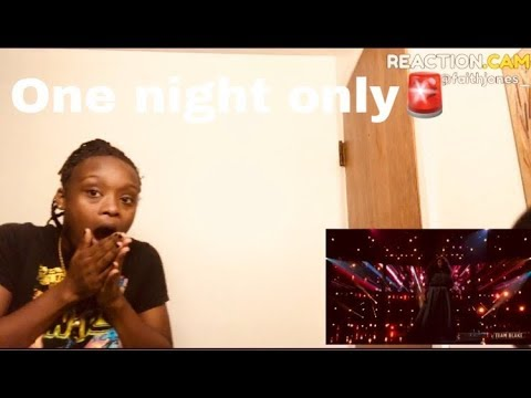 """The Voice 2018 Kyla Jade Top 12: """"One night only"""" (REACTION)"""