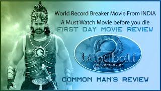 Bahubali the conclusion 2 Movie Review   SS Rajamouli   Prabhas   Anushka in English