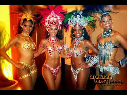 Show de Mulatas Brazilian Talent SP braziliantalentcompany