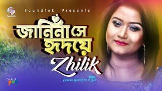Zhilik - Janina Sey Ridoye | Cinemar Gaan Ora 11 Jon Album | Bangla Video Song