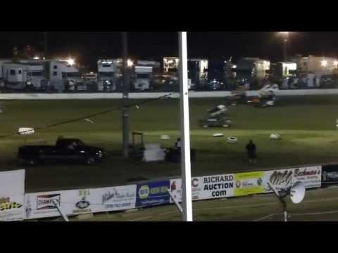 MOWA trophy dash 34 Raceway 9/7/13