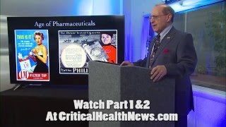 Dr Wallach: Somebody Needs To Go To Jail - Part 1