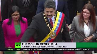Turmoil in Venezuela: 'Unrest is direct result of US meddling' – Radio host Comissiong