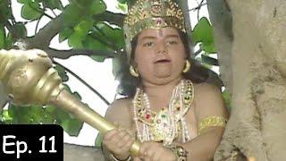 Jai Hanuman | Bajrang Bali | Hindi Serial - Full Episode 11