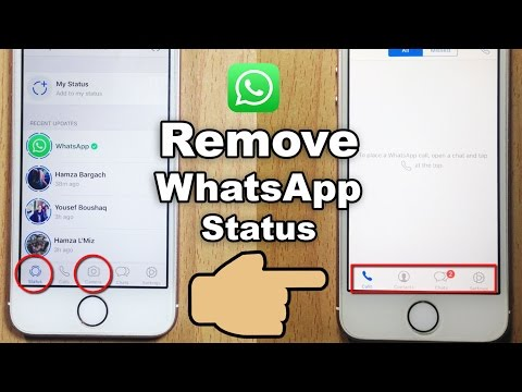 Xxx Mp4 How To Remove The New WhatsApp Status Feature From Within The WhatsApp Application 3gp Sex