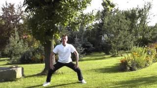 8 kusů brokátu - čínské cvičení čchi kung (chi kung, qi gong) pro zdraví a psychickou stabilitu