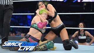 Asuka vs. Billie Kay: SmackDown LIVE, Sept. 18, 2018