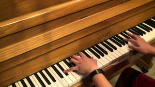 Tinie Tempah ft. Kelly Rowland - Invincible Piano by Ray Mak