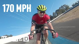 How This Woman Plans to Ride a Bike 170 Miles Per Hour   WIRED