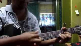 Phanka Frame Anupam Roy Guitar Lesson | Chords | Strumming pattern | (Complete Tutorial)