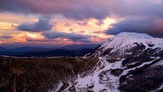 Xiaomi Mi Drone 4K - Volo in Abruzzo sulla Neve! - ITA