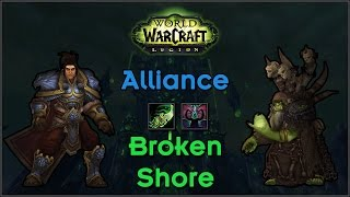 [Legion Alpha] Broken Shore Alliance Scenario