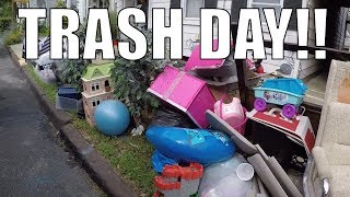 Garbage Picking LIVE - All Sorts of Treasures!