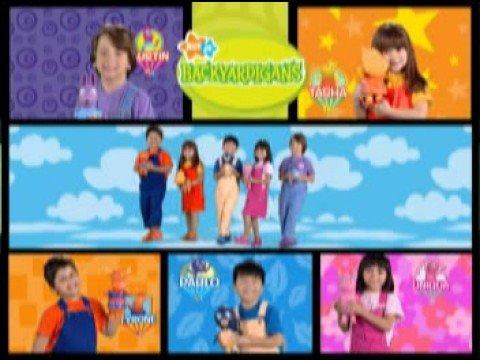 CASA&VIDEO Brinquedos Rádio Backyardigans