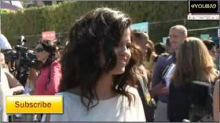 Selena gomez at  the Red Carpet of the 2010 Teen Choice Awards