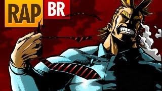 Rap All Might (Boku no Hero) | Tauz RapTributo 68