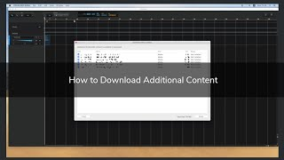 How to Download Additional Content