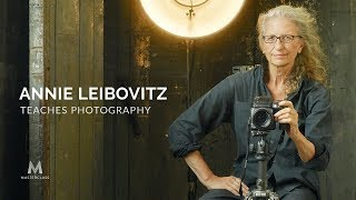 Annie Leibovitz Teaches Photography | Official Trailer